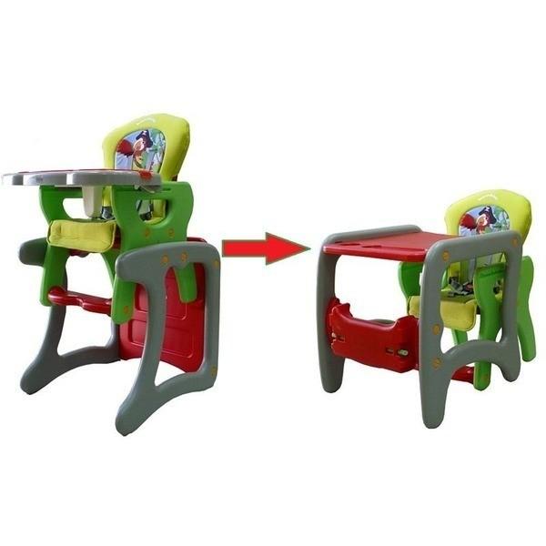 конструкция стульчика-трансформера