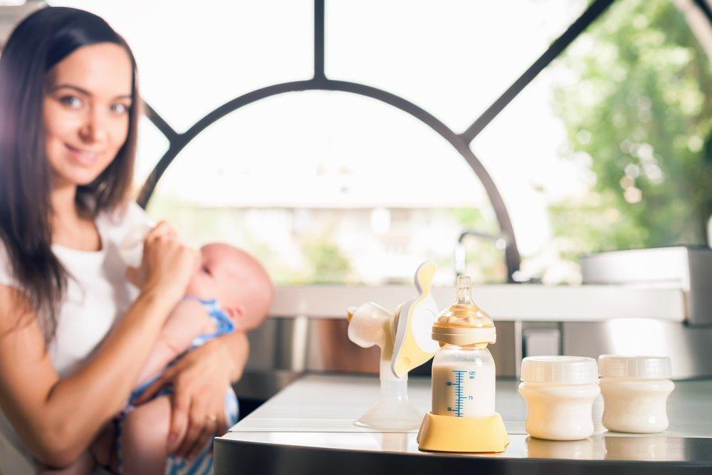 молокоотсосы - помощники всех мам